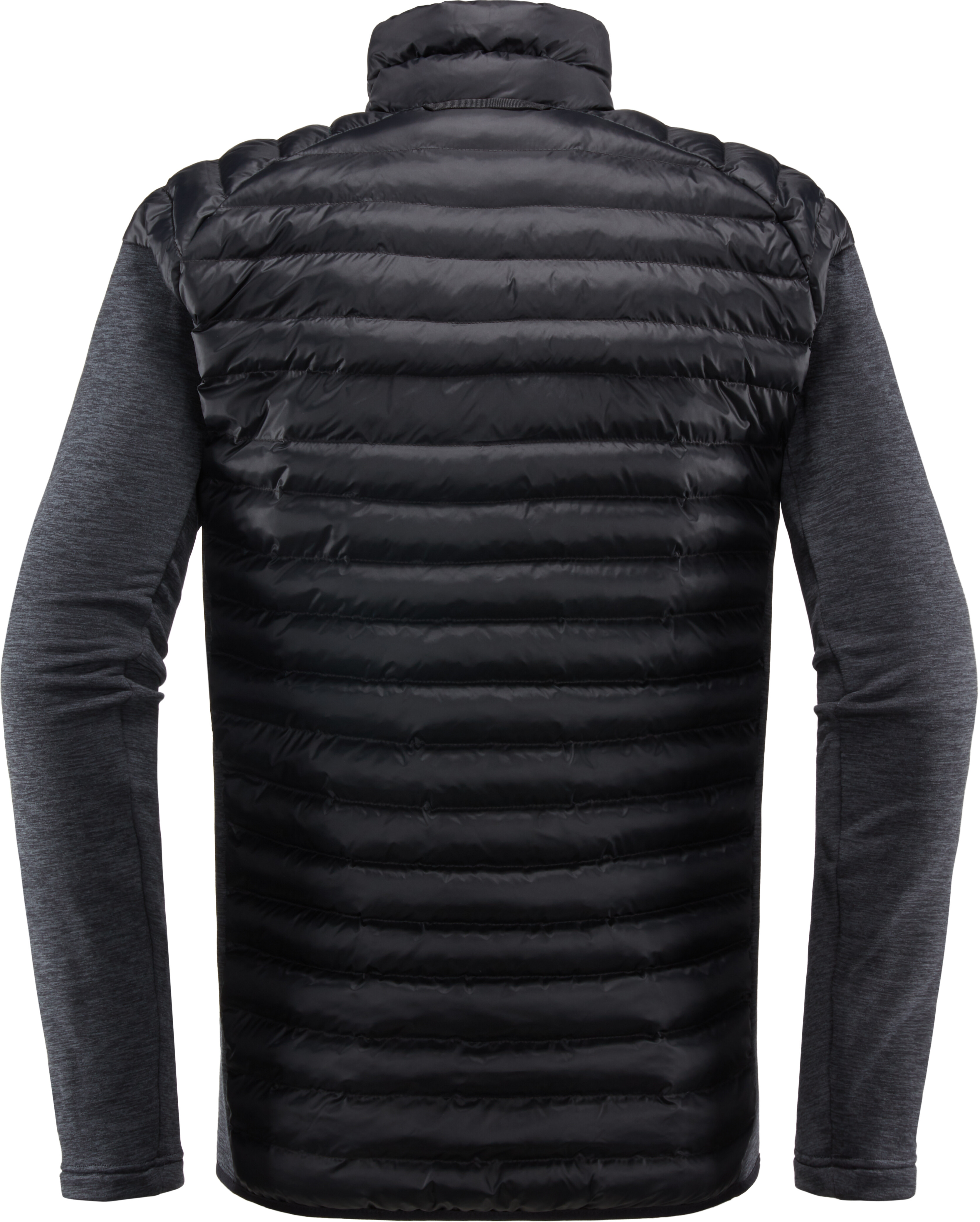 famous brand arriving fashion Haglöfs Mimic Veste hybride Homme, true black